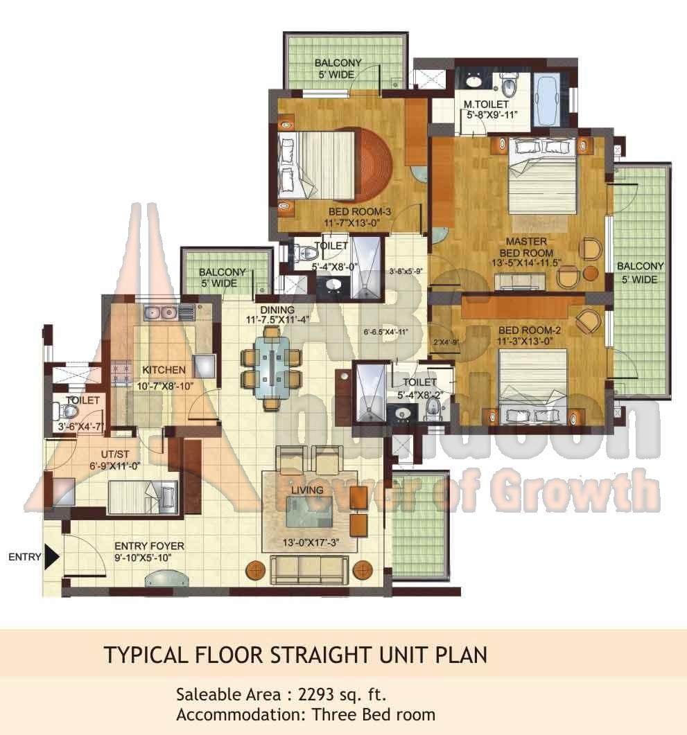 Bptp freedom park life floor plan for Lifestyle homes floor plans