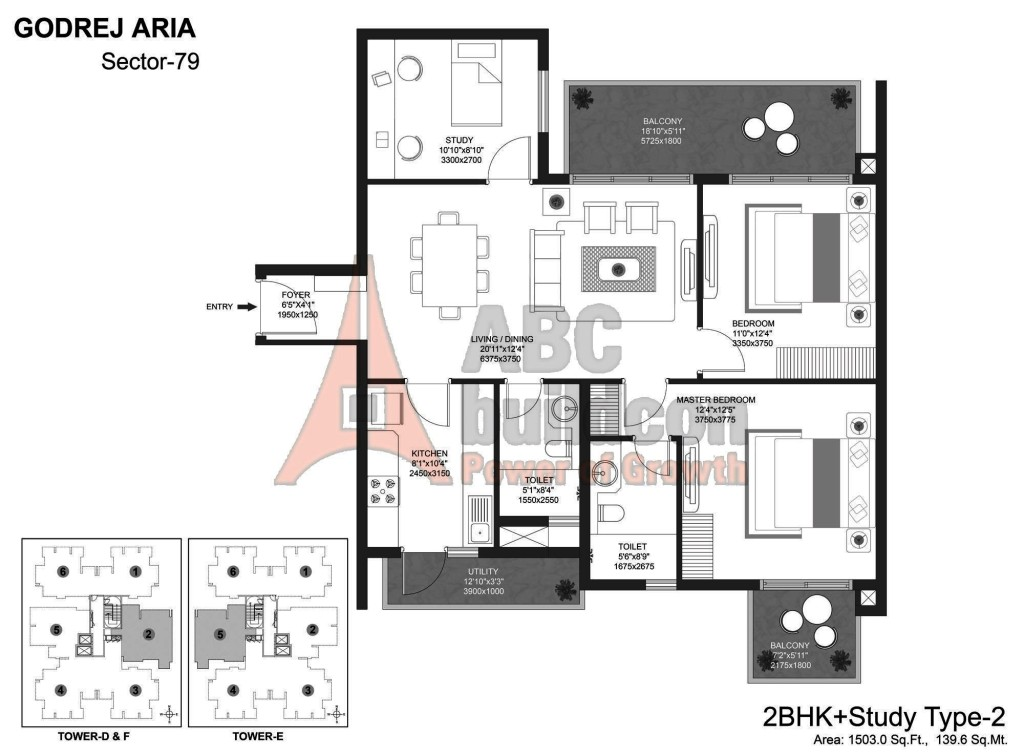 Godrej Aria Floor Plan Floorplan In