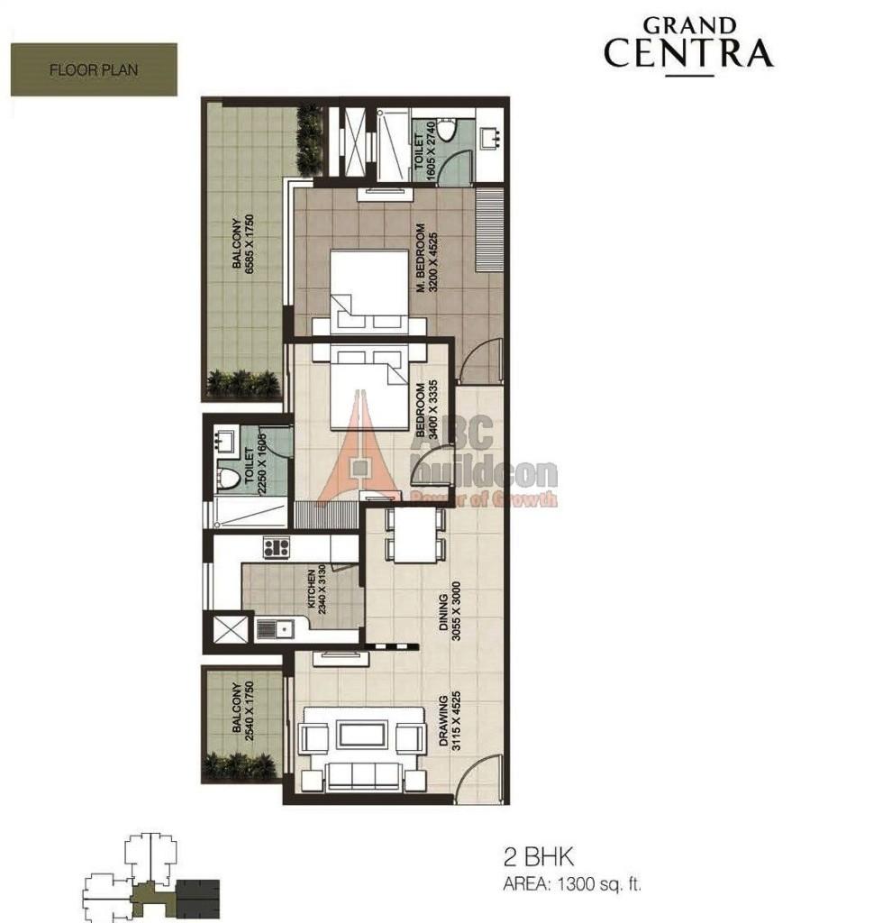 Ild Grand Centra Floor Plan Floorplan In