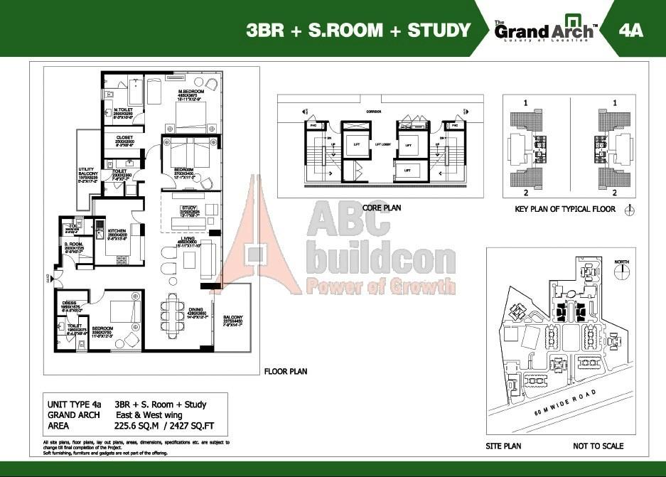 Ireo Grand Arch Floor Plan Floorplan In