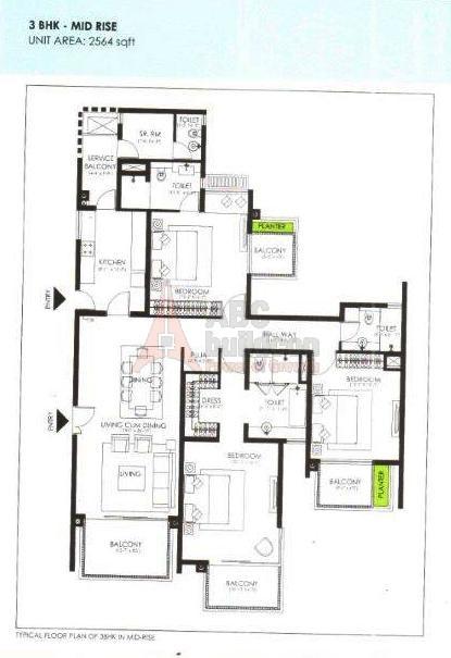 Ireo Victory Valley Floor Plan Floorplan In