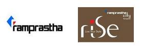 Ramprastha Rise Floor Plan Logo