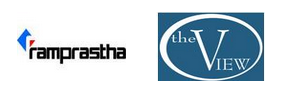 Ramprastha View Floor Plan Logo