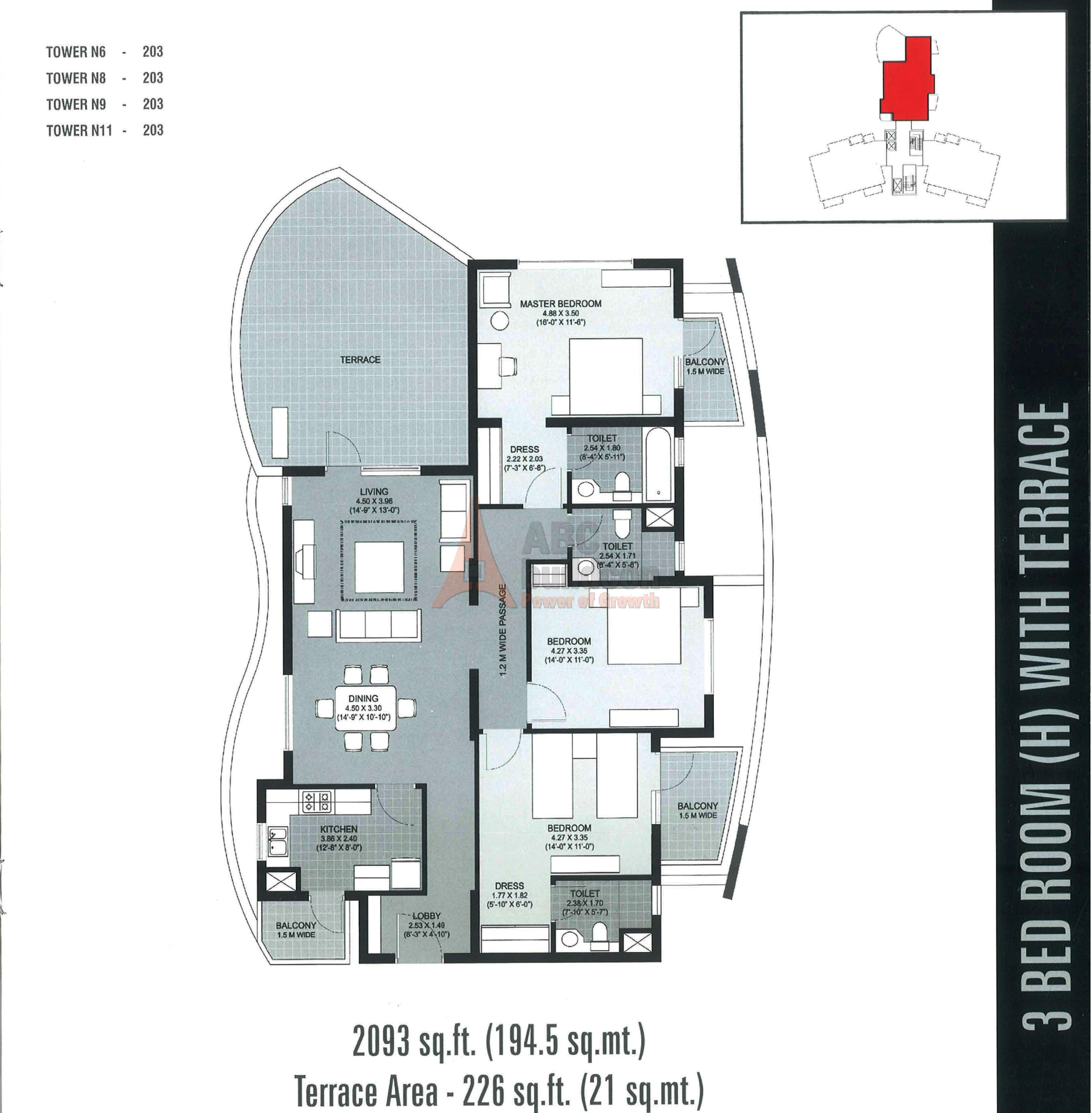 Unitech Close Floor Plan Floorplan In