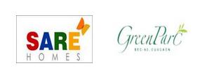 Sare Homes Green Parc Floor Plan