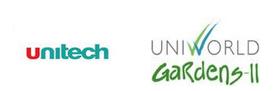 Unitech Uniworld Gardens 2 Floor Plan